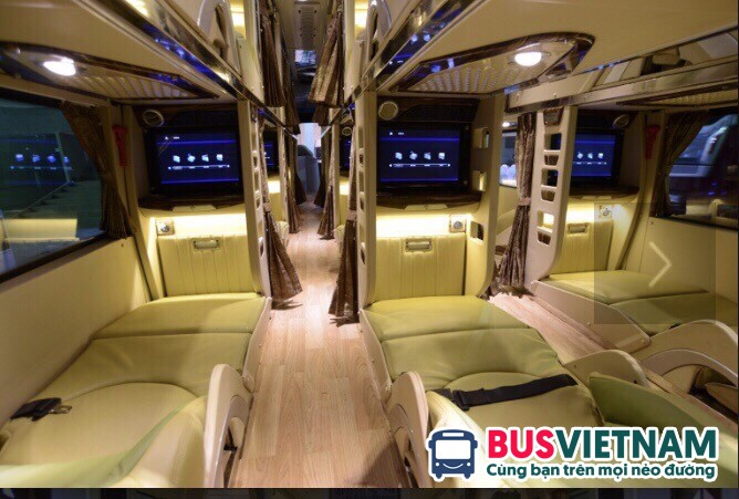 Xe Hòa Thuận Anh - Limousine 32 giường