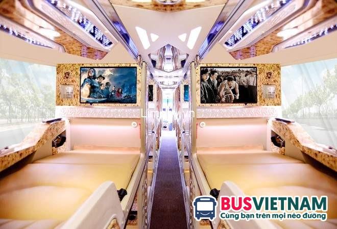 Xe Hòa Thuận Anh - Limousine 22 phòng