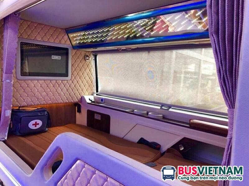 Nhà xe Limousine Tân Dũng Tiến tuyến Sài Gòn – Nha Trang| Đặt ngay|  19006772 - BusVietNam - Đặt vé xe Limousine & Xe giường nằm toàn quốc