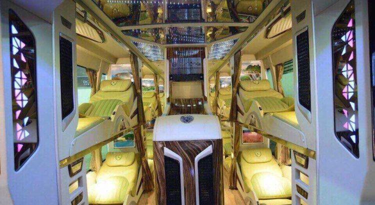 Nhà xe Limousine Thanh Thuỷ - Quảng Ngãi tuyến Sài Gòn - Bình Định | Đặt  ngay| 19006772 - BusVietNam - Đặt vé xe Limousine & Xe giường nằm toàn quốc